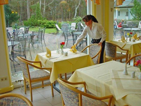 Hotel Residenz Waldoase: Restaurant