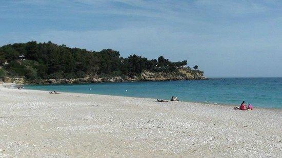 Uliveto Guest House: Castellammare Del Golfo pebble beach