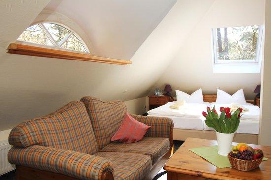 Hotel Residenz Waldoase: Suite