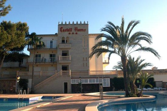 Castell dels Hams Hotel