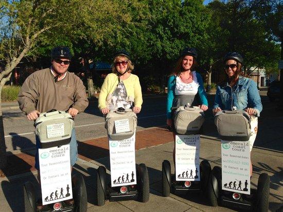 Emerald Coast Tours: Segway Tour