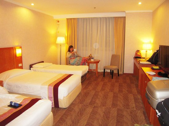 Windsor Plaza Hotel: habitacion