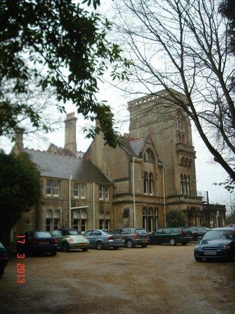 Rudloe Arms: Rudloe Hall Hotel