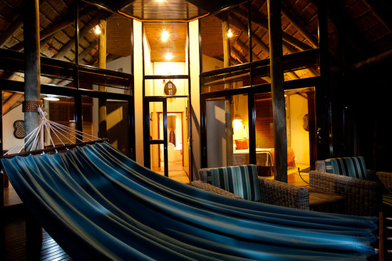 Amakhosi Safari Lodge: upgraded river suites
