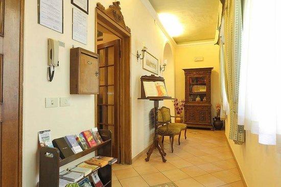 Casa Di Barbano: La nostra entrata