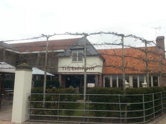 Lion Inn: Vista esterna