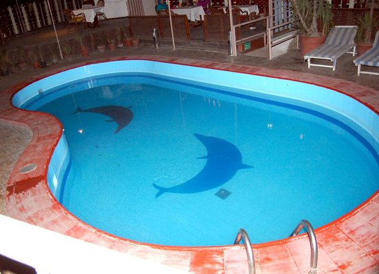 Hor Moheb Hotel: swimming pool