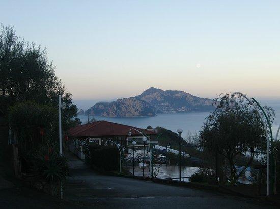 Residence Gocce di Capri: entrada del hotel