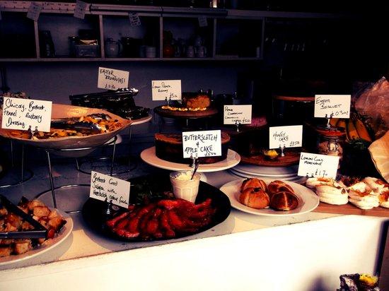 Sam's Kitchen: Deli-Bar