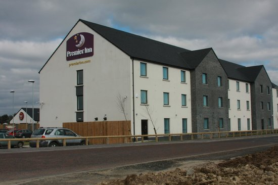 Premier Inn Derry / Londonderry Hotel: The hotel.