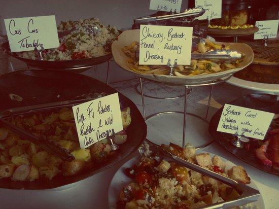 Sam's Kitchen: Salad Bar