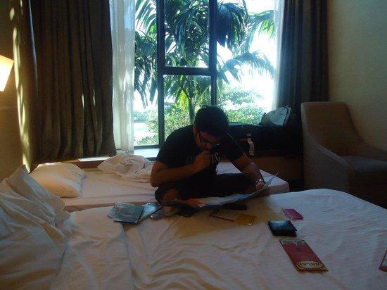 Siloso Beach Resort Sentosa: Room 1