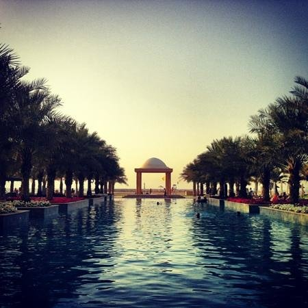 Hilton Ras Al Khaimah Resort & Spa: Salted swimming pool