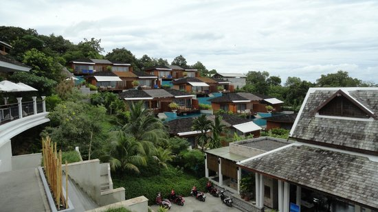 KC Resort & Over Water Villas: The hotel