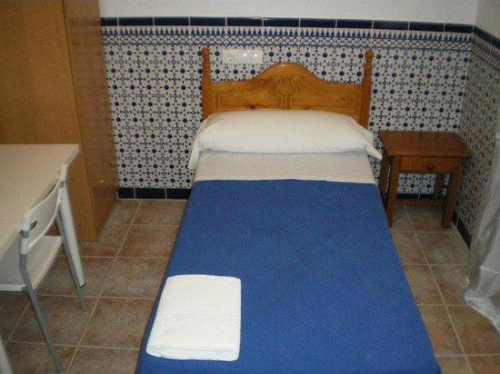 Hostal Generalife: habitacion