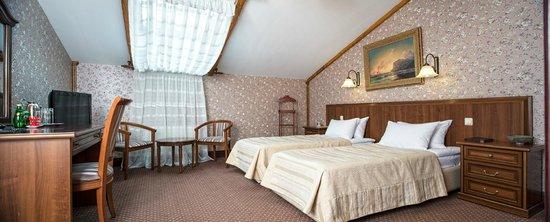 Hotel Ayvazovsky: Standard twin attic