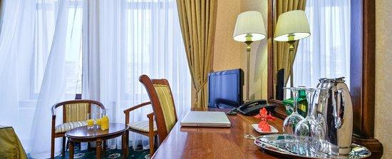 Hotel Ayvazovsky: Standard Superior