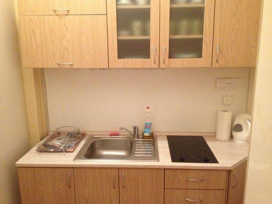 Apartment Historical Centre: Kitchen