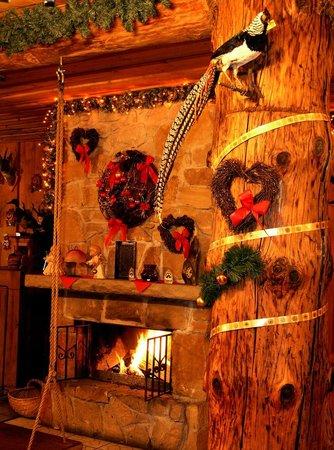 Protea Hotel: Christmas time interior