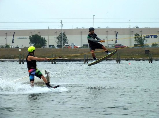 Orlando Watersports Complex : Coaching at the OWC