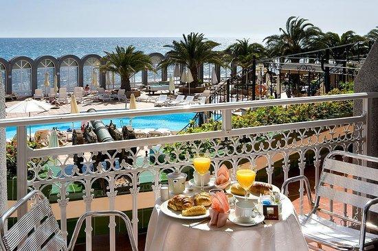 San Agustin Beach Club: View from room