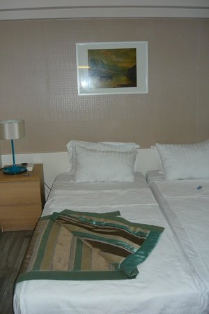 Elanaz Hotel Istanbul: Pokój/apartament