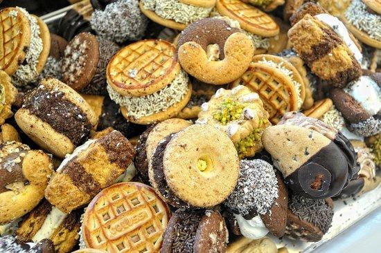 Niqu Gelateria : Mini cookies