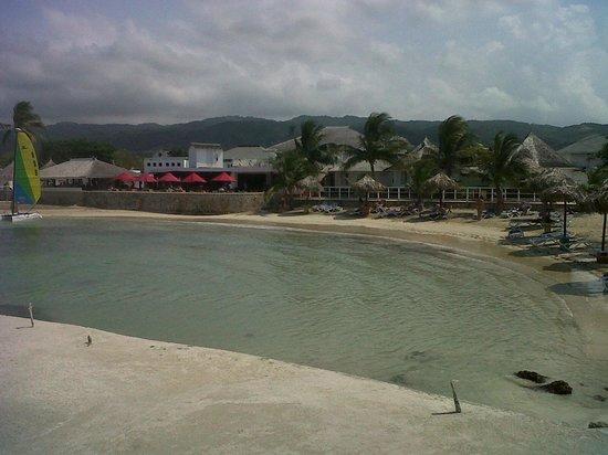 Royal Decameron Club Caribbean: jetty view