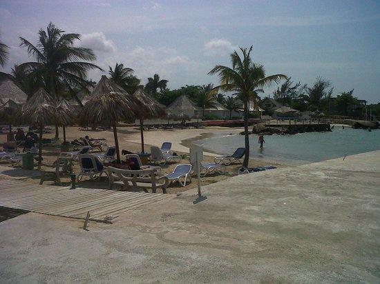 Royal Decameron Club Caribbean: beach