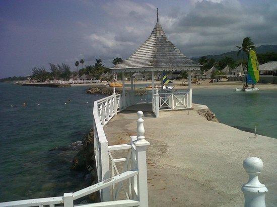 Royal Decameron Club Caribbean: Jetty