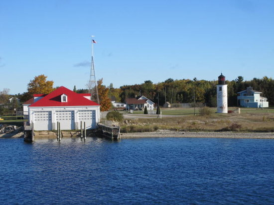 Beaver Island: Whiskey Point Lighthouse