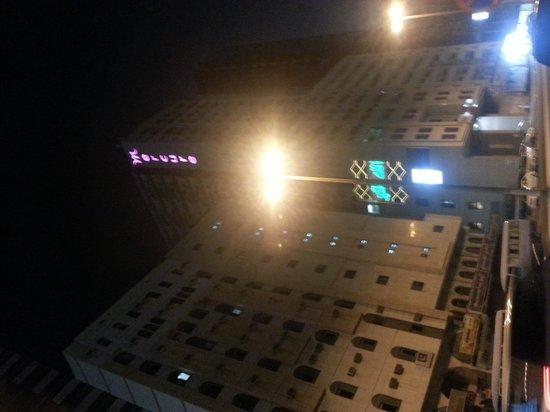 Mercure Hibatullah: hotel exterior