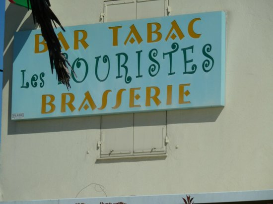Brasserie Les Touristes