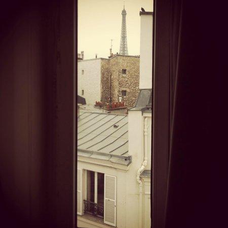 Hotel Eiffel Turenne: Vista de día