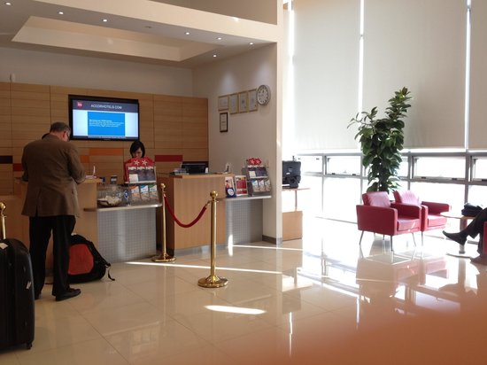 ibis Ambassador Busan City Centre: Lobby