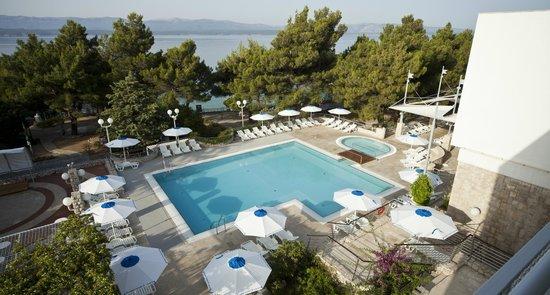 Bluesun Hotel Borak: Family swimming pool