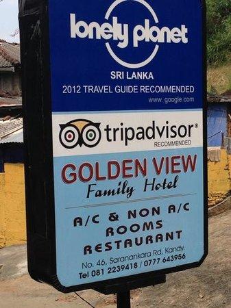 Golden View Rest: don't get fool