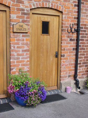 The Malthouse B&B: The Stables annexe building