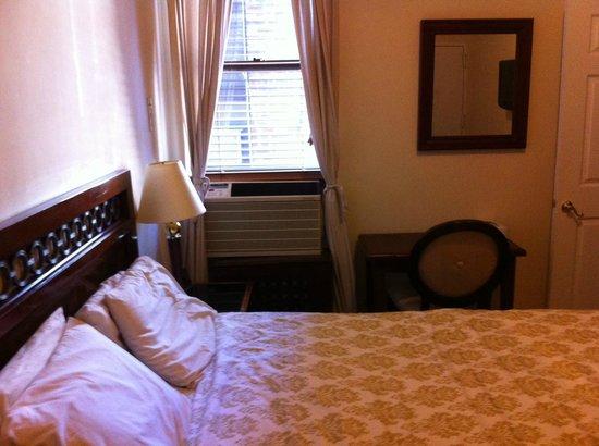 Da Vinci Hotel: Chambre