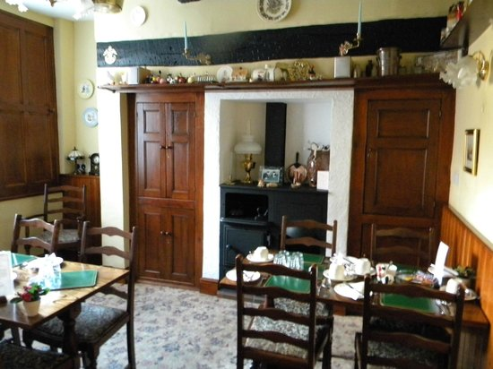 The Malthouse B&B: One of our dining rooms