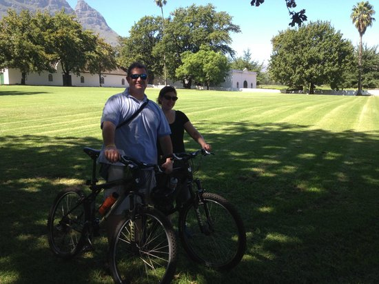 Cape Escape Mountain Biking Tours