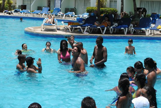 SunSol Isla Caribe: Pool