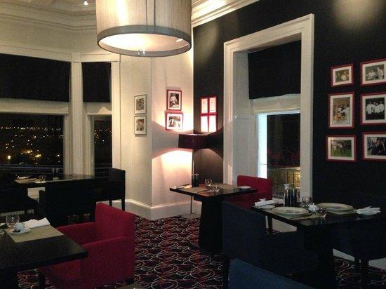Rocpool Reserve hotel & Chez Roux: Restaurant