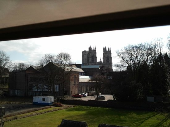 Minster Walk Accommodation: View of the Minster