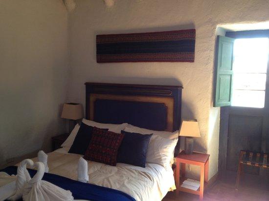 Luxury Home Sanjeronimo Cusco: Dormitorios de antaño