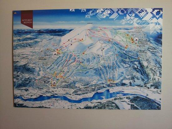 Park Inn Trysil Mountain Resort: Trysil mountain