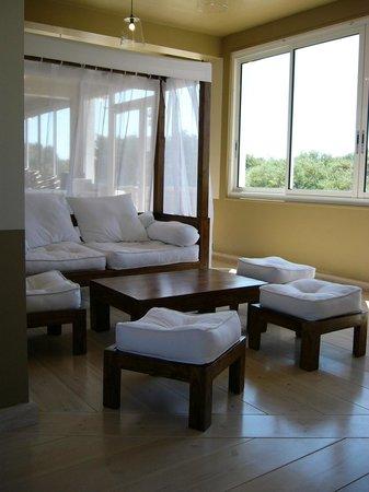 Restaurant Le Grain de Sable: Le salon lounge