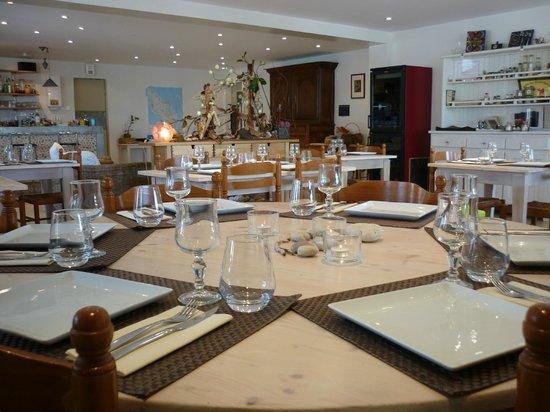 Restaurant Le Grain de Sable: la salle