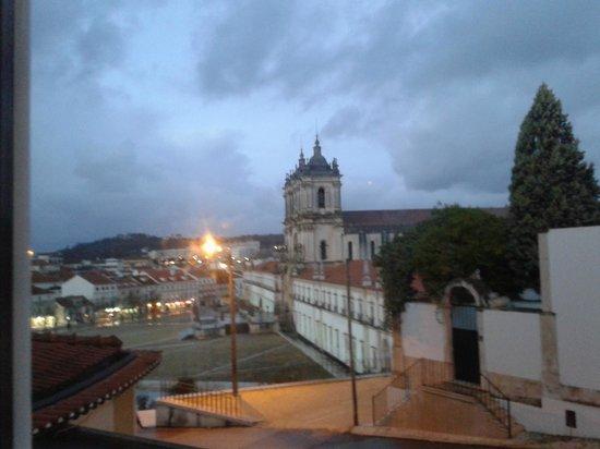 Hotel Santa Maria: vista