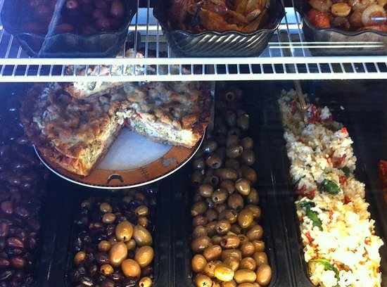 Costellos's Market: olives and more